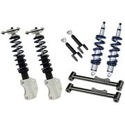 Ridetech 12140210 Complete Hq Coil-over System 1994-2004 Ford Mustang Single Adj