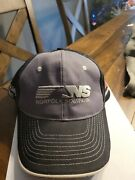 Norfolk Southern Railroad / Train Hat - American Flag First In Safety 22 Years
