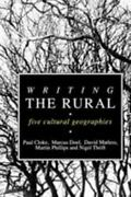 Writing The Rural Five Cultural Geographics Five Cultural Geographies Pape...