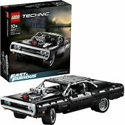 Lego Technic Fast And Furious Domand039s Dodge Charger 42111 1077 Pieces New Sealed