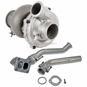 For Ford F350 Super Duty 7.3l Powerstroke Diesel Turbo W/ Charge Pipe Kit Dac