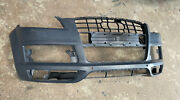 06-09 Audi Q7 S Line Mk1 2006-2009 Front Bumper Genuine Made In Germany Nos