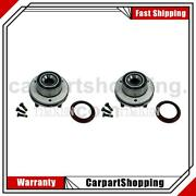 2 Timken Wheel Bearing And Hub Assembly Front For Dodge 400