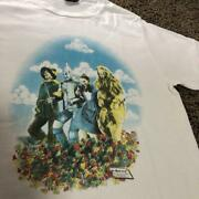 90s Vintage The Wizard Of Oz T-shirt Made In Usa Movie