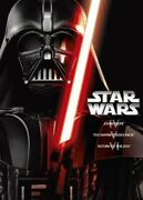Star Wars Original Trilogy Dvd-box Limited First Edition 3dvds [exc+++] S127d