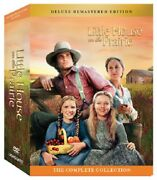 Little House On The Prairie Season 1 2 3 4 5 6 7 8 9 Complete Collection New Dvd