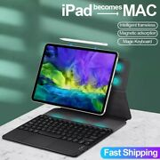 Magnetic Bluetooth Touchpad Keyboard Cases For Ipad Pro Ipad Air Cover