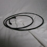 Can-am Oem 80 Inch Black Negative Cable For Terra 45sr Winch By Superwinch