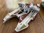 Star Wars The Clone Wars Remote Control Republic Fighter Tank Vehicle Only