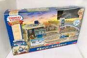 Thomas And Friends Wooden Rail Heroes And Monster Set Of Sodo Island
