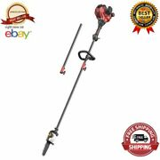 8 Light 25cc 2 Cycle Auto Oiler Gas Pole Saw Tree Branch Limb Trimmer Pruner