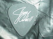 Alice In Chains Grunge Jerry Cantrell Signature 1998 Concert Tour Guitar Pick