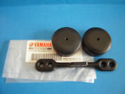 Yamaha Enduro Fuel Tank Strap And Dampers Rt1, Rt2, Rt3, Dt1, Dt2, Dt3  New