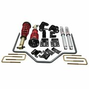 Bell Tech 1001hk Coilover Adjustable Spring Lowering Kit For 15-20 Ford F-150
