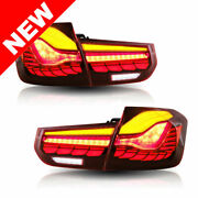 For 2012-18 Bmw F30 3-series Sedan-m4 Gts Style Sequential Signal Led Taillights