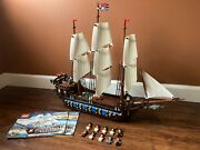 Used Lego Pirates Imperial Flagship 10210 Nearly Complete