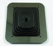 Mr. Gasket 1652 Shifter Boot Large Square Boot