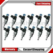 12 Bosch Fuel Injector For Bmw 760i