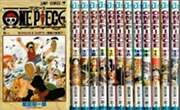 One Piece 1 To 100 Volumes Set Used Japanese Manga Direct From Japan Gift