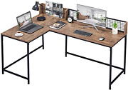 Greenforest 65 X 43 L Shaped Computer Desk Office Gaming Desk With Storage W