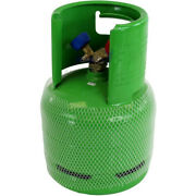 Refrigerant Recovery Tank, Hard To Find, Rare, Liquid Capacity, 13.2 Lbs. R1234y