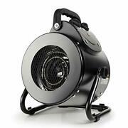 Ipower Electric Heater Fan For Greenhouse Grow Tent Workplace Fast Heating Ipx4