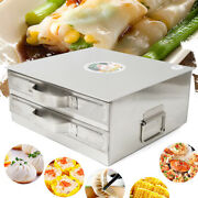 2/3 Layer Stainless Steel Steamer Cooker Rice Noodle Steaming Stainless Machine