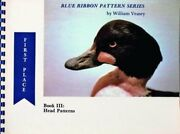 Blue Ribbon Pattern Series Head Patterns By William Veasey New