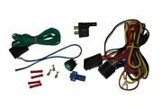 New Genuine Hella Comet 500ff Headlight Lamp Replacement Wiring Harness Kit