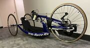 Top End Force Rx Handcycle W/ Shimano Di2 - Royal Blue