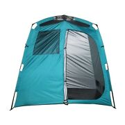 Us Ship Outdoor Camping Instant Open 2-room Shower Changing Dress Privacy Tent