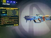 Borderlands 3 Modded Unobtainable Feral Boomer Weapon Lvl 65 Ps4