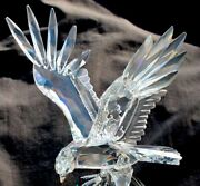 Silver Crystal A Perfect The Eagle No. 3247 Of A 1995 Le Of 10000