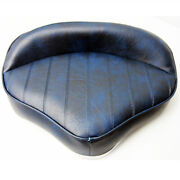 Wise New Fishing Pro Casting Seat Boat Bike Butt Chair Navy Blue 8wd112bp711