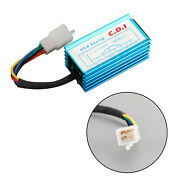 5-pin Racing Cdi Box Model Fit For Gy6 Scooter 150/125cc 50cc 139qmb Engine Atv