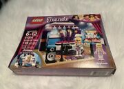 Genuine Lego Stephanie's Rehearsal Stage 4100 Complete In Box Set Retired
