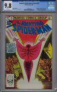 Amazing Spider-man Annual 16 Cgc 9.8 1st Monica Rambeau White Pages