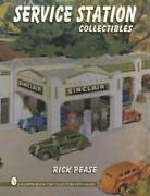 Vintage Service Station Collectors Id Guide Incl Sinclair Gas Globe Oil Cans Etc