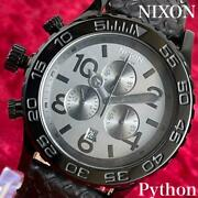 This Cool Hampa No Nixon Chronograph Menand039s Watches Wristwatch F/s From Jp