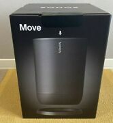 Sonos Move1jp1 Blk [sonos Move Smart Speaker Bluetooth/airplay2/wi-fi New F/s