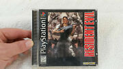 Resident Evil Ps1 Black Label - Authentic And Rare Jewel Variant