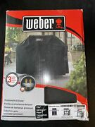 Weber 7130 Gas Grill Cover For Weber Genesis Ii Ii Lx And Genesis 300 Series New