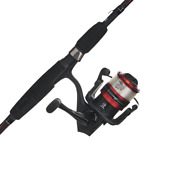 Abu Garcia Blackmax Spinning Fishing Rod And Reel Combo With Bonus Lure Pack