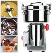 700g Herb Grain Grinder Electric Mill Cereal Machine-high Speed/durable Life Gf