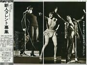 Liza Minnelli On Stage In London 1973 Japan Picture Clippings 2-sheets Sd/n
