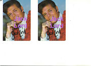 Jack Lord Hawaii 5-0 Actor Genuine Hand-signed Autograph 2 Times Inscribed Photo
