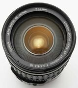 【mint】canon 2562a002 Ef 28-135mm F/3.5-5.6 Is Usm Standard Zoom Lens For Canon
