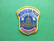 Metropolitan Police District Of Columbia Collectible Patch