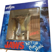 Universal Studios Japan Jaws Key Chain Hook Out Of Print Item Hard To Find Rare