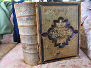 Holy Bibleold And New Testaments1881concordance Illust. Family Recordphotos